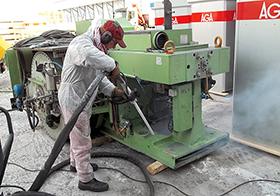 Ipari tisztítás